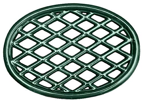 John Wright 33353 Green Majolica Lattice Trivet ()