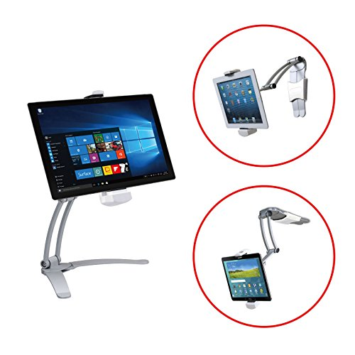 CTA Digital PAD-KMS  Multi-Flex Tablet Stand and Mount