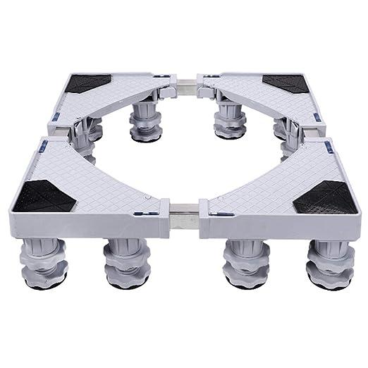 Trolley Pedestal para Lavadora, Pedestal para Pie Fijo 8/12, Base ...