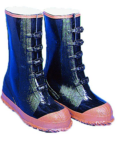 Mutual Industries 14501-9-5 Over-the-Shoe 5 Buckle Artic Boots, 14