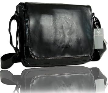 MESSENGER BAG BY CONVERSE*All Star Flap Bag* College,Laptop,Schulter Tasche *NEU