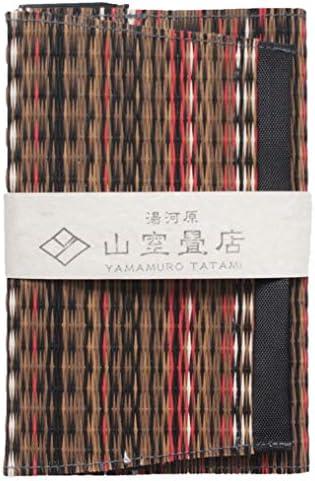 樹脂畳表・マーブル・目積・赤茶