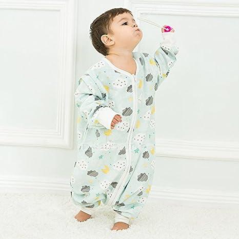 Tootsy Boo infantil saco de dormir cálido 2,5 tog (18 - 22 grados Celsius) - 3 A 6 Años azul Cartoon Clouds Blue Talla:L: Amazon.es: Bebé