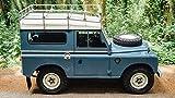 Land Rover Serie III V8 - Repair Operation Manual Supplement (Land rover Serie III - Workshop manual)