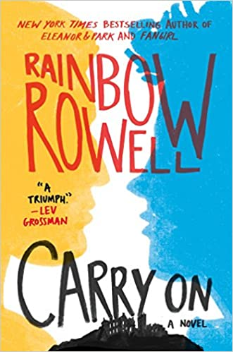 Rainbow Rowell - Carry On Audiobook Free Online