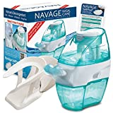 Navage Nasal Irrigation Starter Bundle: Naväge Nose Cleaner, 30 SaltPod Capsules, and Countertop Caddy. $122.85 if purchased separately; you save $22.90 (19%)