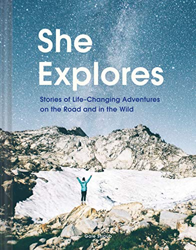A collection of stories that inspires unforgettable adventure. Beautiful, empowering and exhilarating:  She Explores is a spirited celebration of female bravery and courage, and an inspirational companion for any woman who wants to travel the world o...