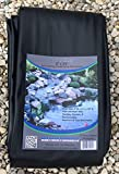 Pond Liner - 8' x 15' Black for Koi Ponds and Water Gardens