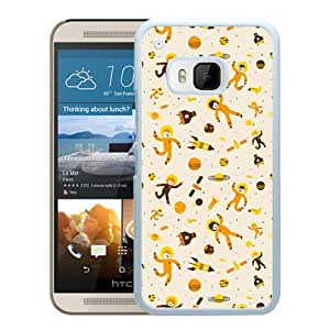 Space Astronauts Illustrations (2) Durable High Quality HTC ONE M9 Phone Case