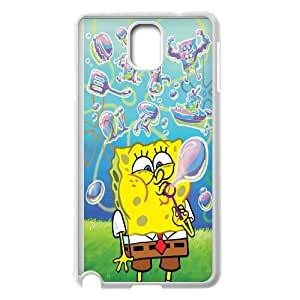 Samsung Galaxy Note 3 Cell Phone Case White Sponge Bob Phone cover G2683693