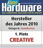 Sound Blaster Play! - Soundkarte - 16-Bit