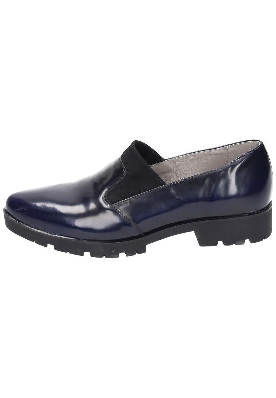 PIAZZA Damen Halbschuhe, Ballerinas, blau, 840699-5, Gr 37: Amazon.co.uk:  Shoes & Bags