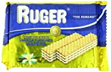 Ruger Wafers Austrian Wafers, Vanilla, 2.125 Ounce (Pack of 12)