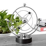 Sun Vale Kinetic Orbital Revolving Gadget Perpetual Motion Office Desk Art Decor Gift Toy