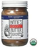 Binnie's Coconut Butter Organic Spread – Dark Chocolate & Sea Salt (12 oz) Review