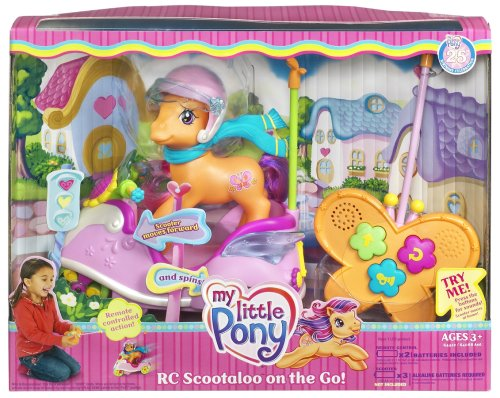 Buy My Little Pony Scootaloo Rc On The Go Online At Low Prices In India Amazon In Scoot around with your scooter. buy my little pony scootaloo rc on the