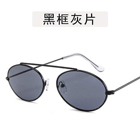 Yangjing-hl Gafas Gafas de Sol de Personalidad Gafas de Sol ...