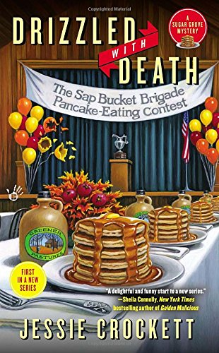 book cover of Drizzled with Death