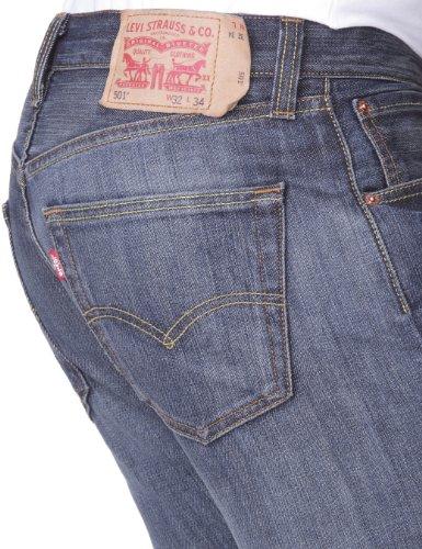 dusty Original Jeans 501 Levi's Black Uomo 0039 Nero Fit tYxZwHZ