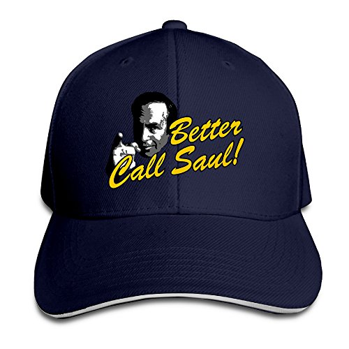 Navy Best Choice Sandwich Hat Men Better Call Saul For Unisex