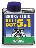 Motorex DOT 5.2 Brake Fluid - 205ml. 805-025