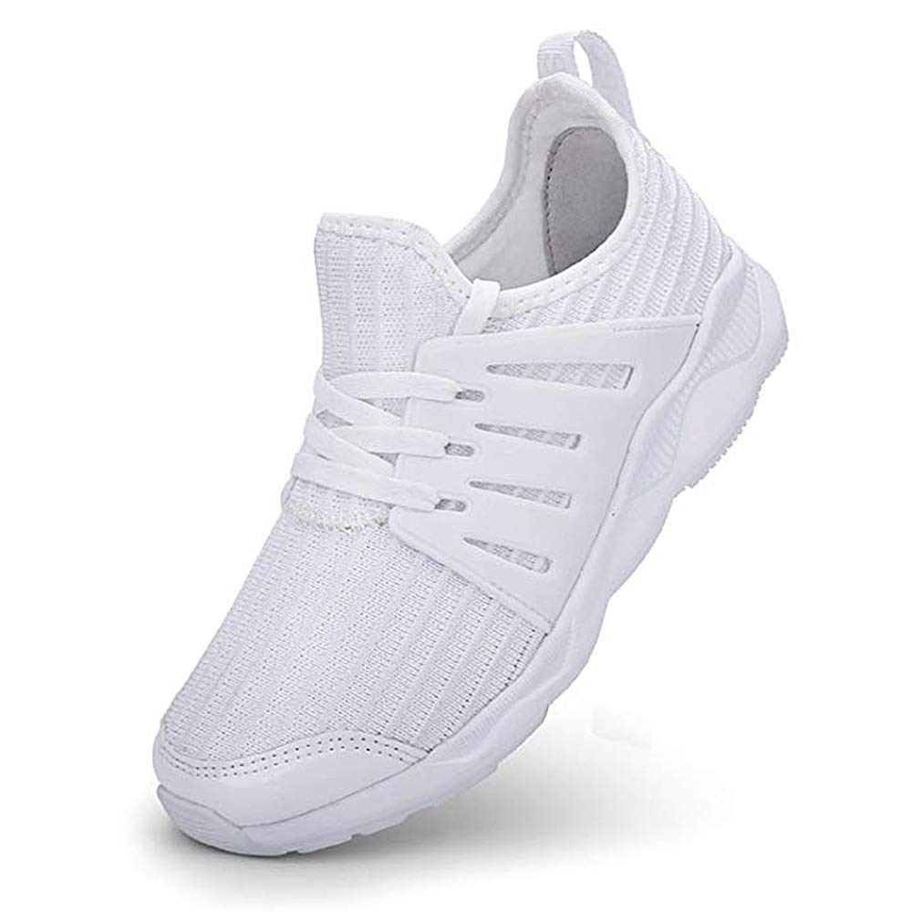 YING LAN Kids Fashion Breathable Walking Running Shoes Boys Girls Athletic Tennis Casual Outdoor Sports Shoes