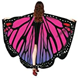 Perman Butterfly Wings Capes, Halloween / Christmas Dance Costumes Accessories Cosplay for Women