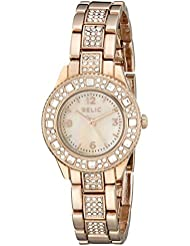 Relic Womens ZR34313 Mini Sophia Rose Gold Watch