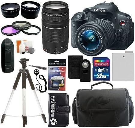 The Imaging World T5i 18-55 75-300 Kit9 product image 9