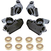 Traxxas 1/10 Skully 2WD * CASTER STEERING BLOCKS, STUB AXLE CARRIER & BUSHINGS *