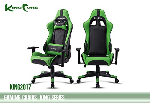 51LjGNx9B6L - KingCore-PU-Leather-Ergonomic-Racing-Style-Bucket-Seat-High-back-PC-Gaming-Chair-With-Anti-Fatigue-Lumbar-Support-and-Headrest