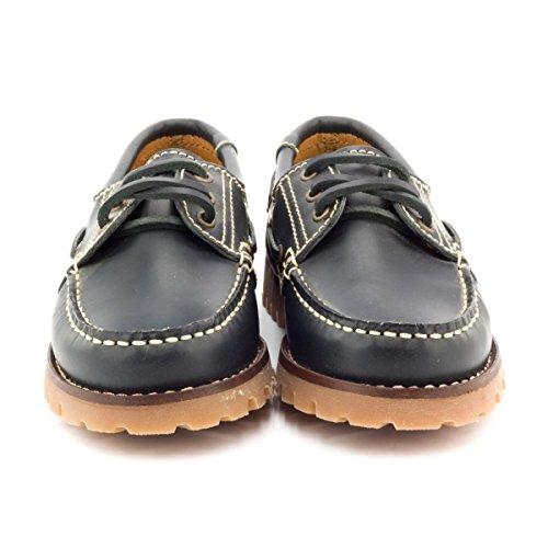 Jungen Bootsschuhe Boni Shoes Classic Marineblau qpq6an