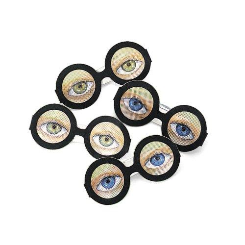 Cardboard Spacey Eyeglasses 1 dz