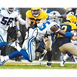 9efb115ea David Irving Game Worn Dallas Cowboys Jersey From 11 19 2017 vs the ...