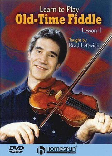 DVD-Learn to Play Old Time Fiddle- Lesson ()