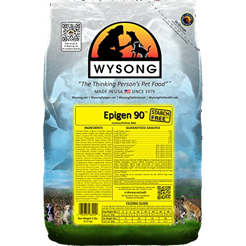 Wysong Epigen 90 Canine/Feline Dry Diet - Dog/Cat Food - 5 Pound Bag