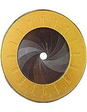 TXSD Verstelbare Cirkel Tekening Tool Sjabloon Heerser Meting Tool Aluminiumlegering Roestvrij Staal Creatieve Tekening Liniaal voor Tekening Cirkels