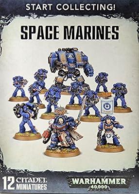 Start Collecting! Space Marines Warhammer 40,000 by Warhammer 40k