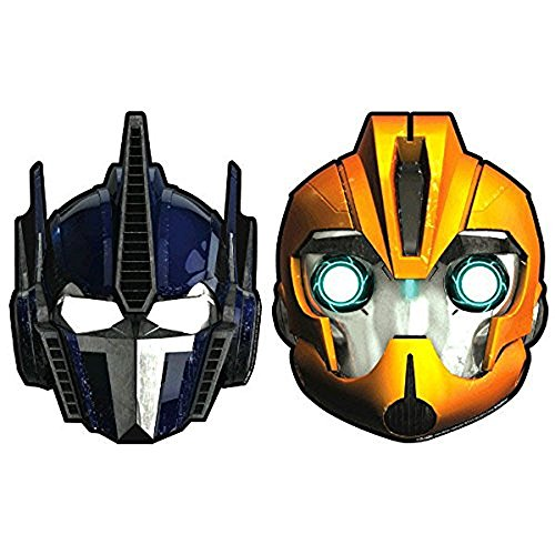Transformers Paper Masks (Value 16-Pack)