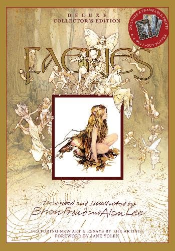 Faeries [With Poster and 8 Frameable Prints]