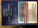img - for Jane's Airport & Atc Equipment 1993-94 (Jane's Airport Equipment and Services) book / textbook / text book