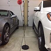 Amazon Com Parkez Flashing Led Light Parking Stop Sign