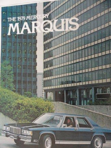 1979 Mercury Marquis Sales Brochure