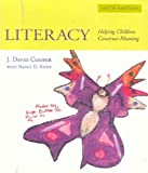 img - for Literacy: Helping Children Construct Meaning [With Teaching Guide] book / textbook / text book