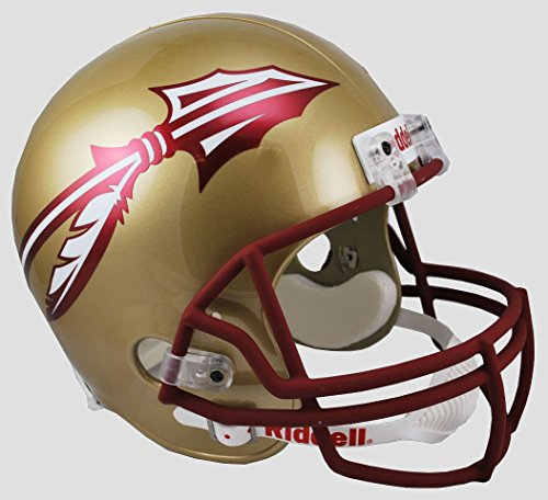 Riddell NCAA Florida State Seminoles Helmet Full Size Replica, One Size, Team Color