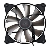 Cooler Master MasterFan Pro 140 Air Flow, Air Flow fans are ideal for exhausting large volumes of air quickly out of the case