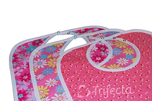 Bib Reusable Washable Clothing Protector Waterproof product image