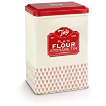 Tala 10B01516 Plain Flour Tin, Mixed