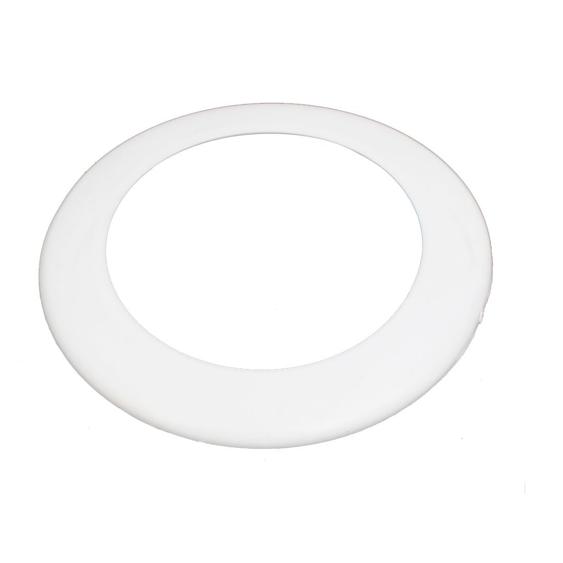 uxcell PVC Wall Flange Water Pipe Collar Cover Cap White for 75mm Drainpipe