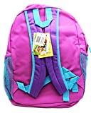 Disney Fairies Tinker Bell Sparkly Butterfuly Full Size Kids Backpack (16in)